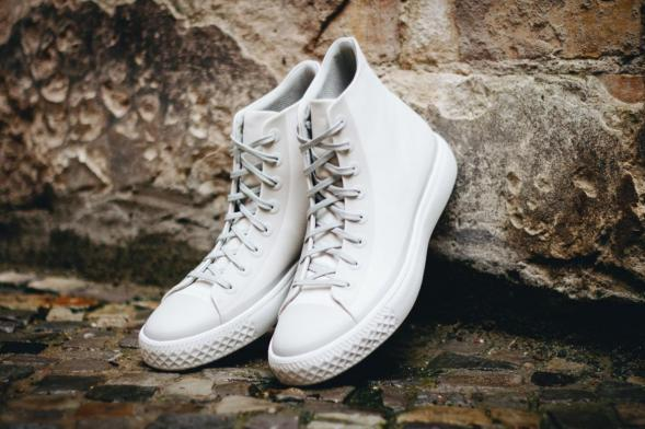 Converse Chuck Taylor All Star Modern Hi - Parchment / Light Surplus / Egret