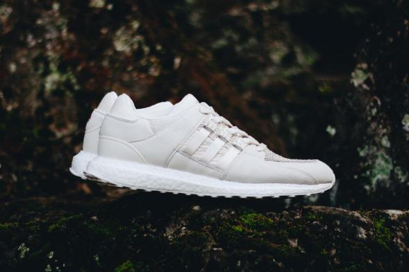 Adidas EQT Support Ultra 'Chinese New Year Pack' - Chalk White / Footwear White