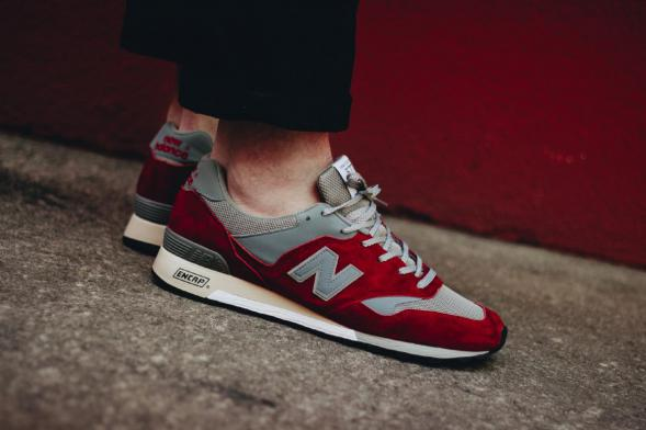 New Balance M577 PSG - Salmon