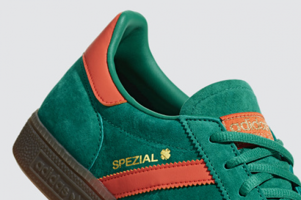 "Adidas Handball Spezial ""St. Patricks Day Pack"""