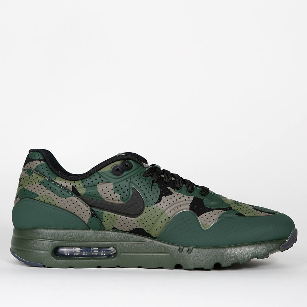 super popular 93e63 a4ef9 czech herren nike air max 1 schuhe 2hq103e2 vintage grün schwarz camo b3030  8a974  promo code for nike air max 1 ultra moire print camo carbon green  black ...
