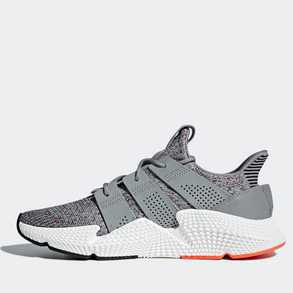 Adidas Prophere - Grey / Running White / Infrared
