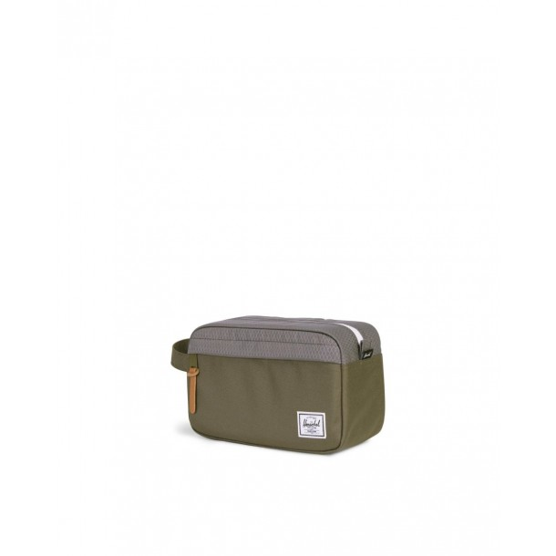 Herschel Supply Co. Chapter Travel Kit Ivy Green-01