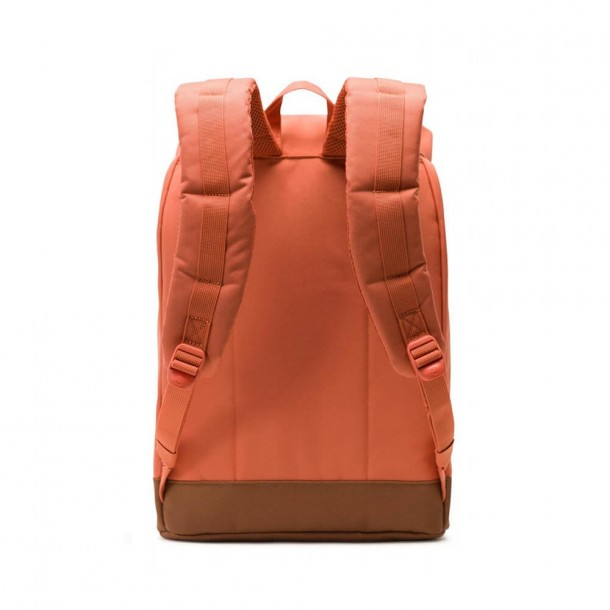 Herschel Supply Co. Retreat Backpack Apricot Brandy / Saddle Brown-01