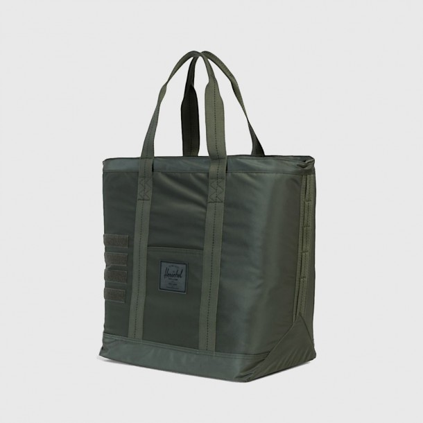 Herschel Supply Co. Bamfield Mid-Volume Tote Beetle-01