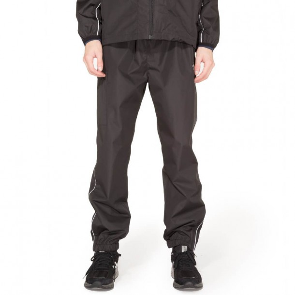 Stussy Side Pocket Nylon Pant Black-01