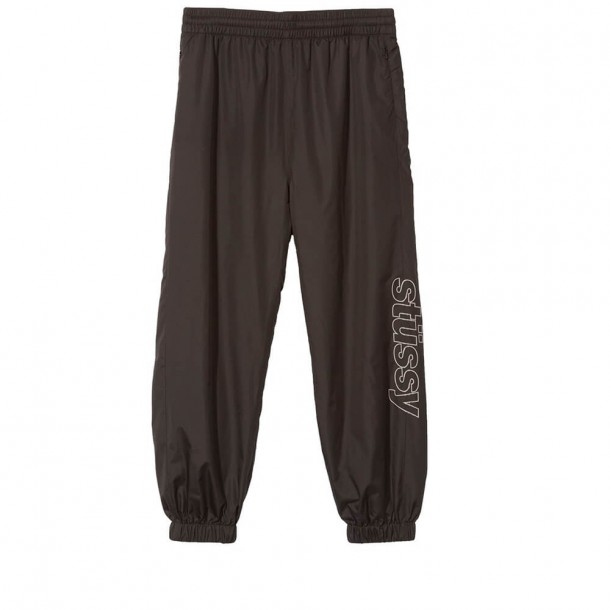 Stussy Womens Ellis Windstopper Pant Black-02