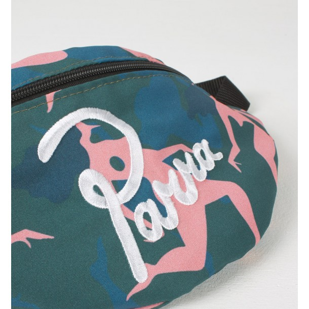 By Parra Waist Pack Musical Chairs Green-01