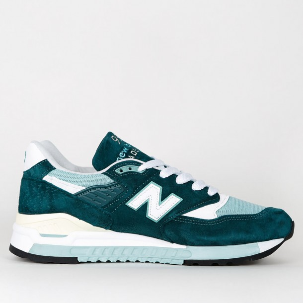 New Balance M998 CSAM Green / White-01