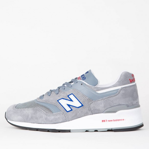 New Balance M997 CNR Blue / Red-01