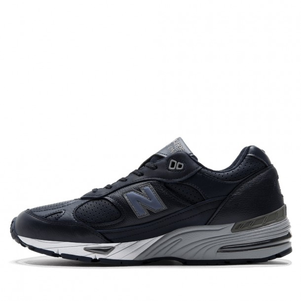 New Balance M991 Modern Gentleman Pack Navy / Grey-31