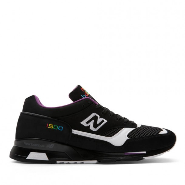 New Balance M1500 CPK Made in England Black / White-01