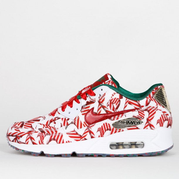 """Nike Wmns Air Max 90 QS """"Gift Wrapped Pack""""-01"""