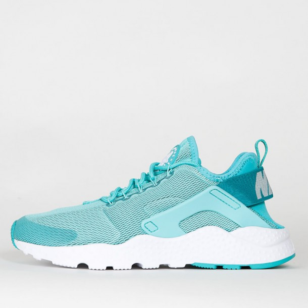 Nike Womens Air Huarache Run Ultra Hyper Turquoise White