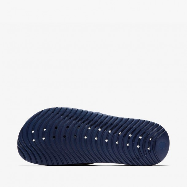 Nike Kawa Shower Midnight Navy / White-01