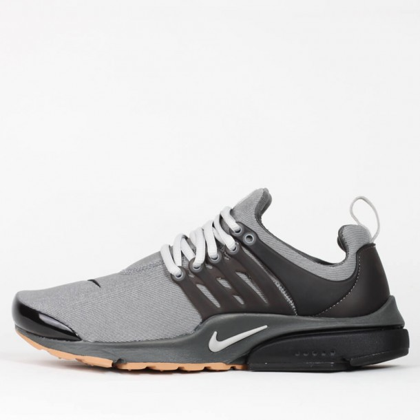 Nike Air Presto Premium Tumbled Grey Granite Dark