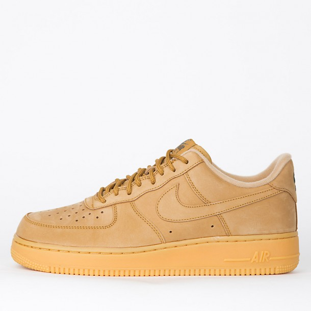 Nike Air Force 1 07 WB Flax / Flax Gum Light Brown Outdoor Green-31