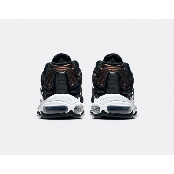 Nike Air Max Deluxe Black / Black Midnight Navy-01