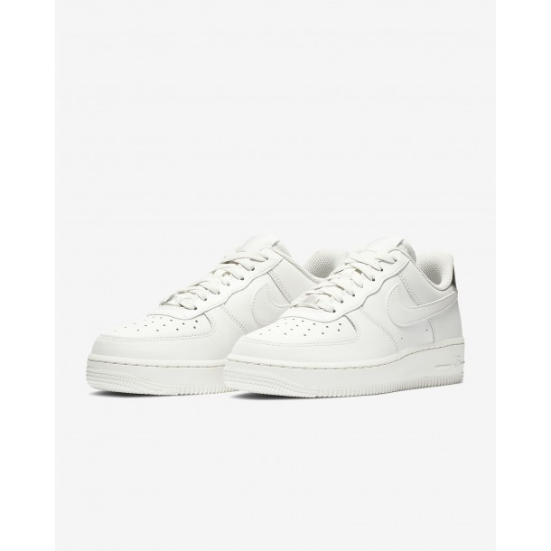 Nike Wmns Air Force 1 07 Essential Platinum Tint / Summit-01