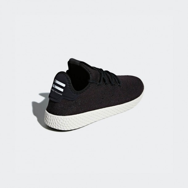 Adidas PW Tennis HU Core Black / Core Black / Chalk White-01