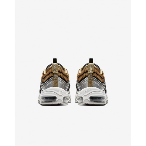 Nike Wmns Air Max 97 SE Metallic Gold-01