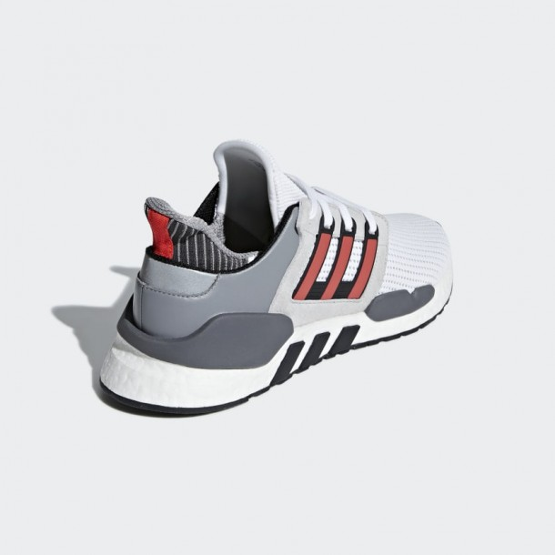 Adidas EQT Support 91/18 Ftwr White / Hi-Res Red / Grey Two-01