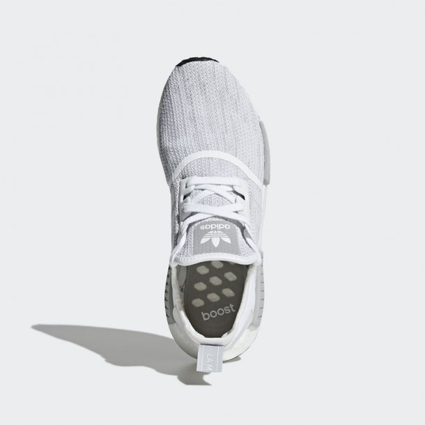 Adidas NMD_R1 Ftwr White / Grey Two / Ftwr White-01