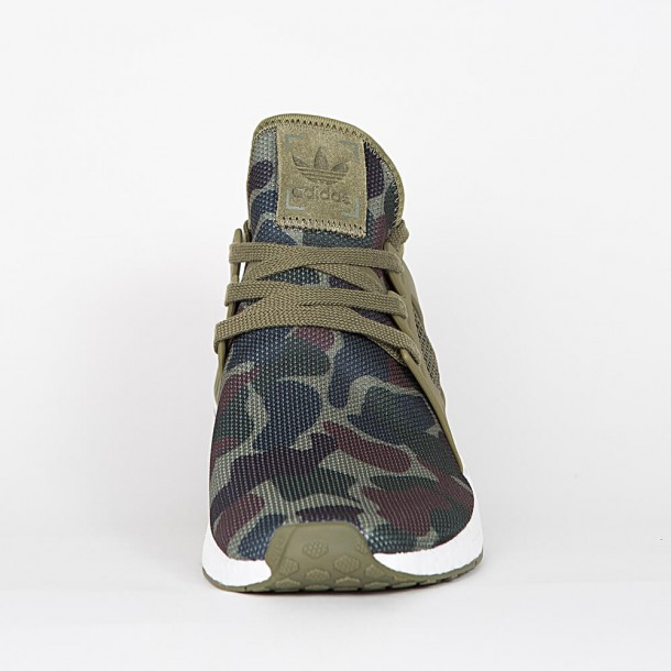 new styles f5598 f6793 Adidas NMD XR1 Duck Camo - Olive Cargo / Olive Cargo - Core ...