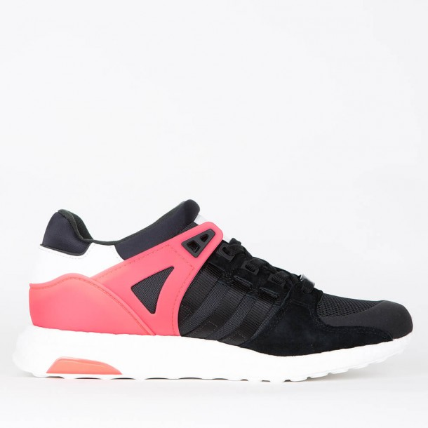 Adidas Equipment Support Ultra Core Black / Core Black / Turbo-01