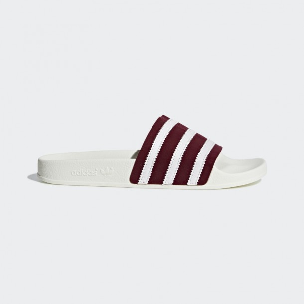 Adidas Adilette Ftwr White / Core Black / Off White-01