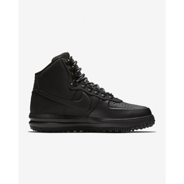 Nike Lunar Force 1 Duckboot 18 Black / Black Black-01