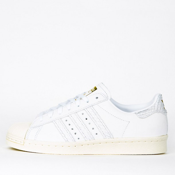 Adidas Superstar 80s W Supplier Colour / Supplier Colour / Chalk White-31