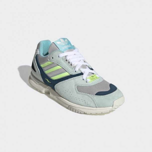 Adidas ZX 4000 W Ice Mint / Hi-res Yellow / Grey One-01