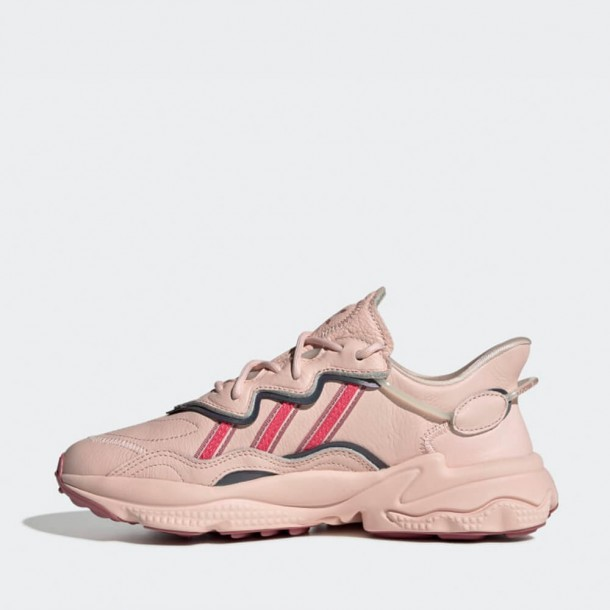 Adidas Ozweego W Icey Pink / Real Pink / Trace Maroon-01
