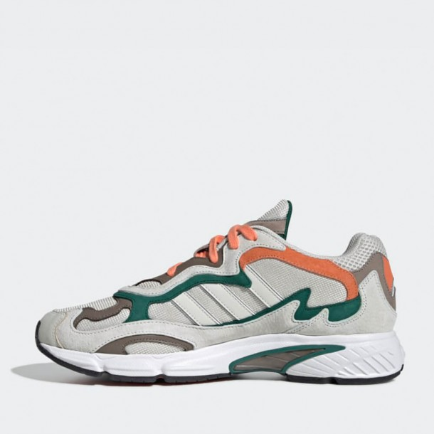 Adidas Temper Run Raw White / Crystal White / Core Black-01