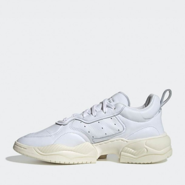 "Adidas Supercourt RX ""Home of Classics"" Crystal White / Chalk White / Raw White-01"