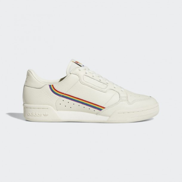 Adidas Continental 80 Pride Off White-01