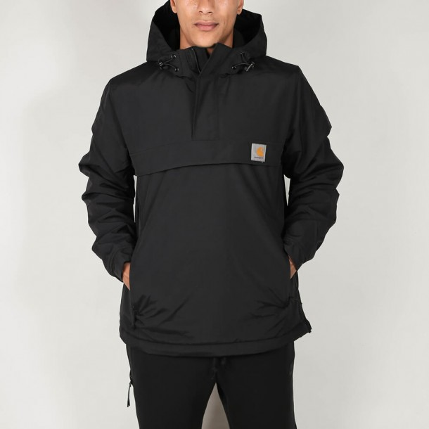 Carhartt WIP Winter Nimbus pullover jacket in black