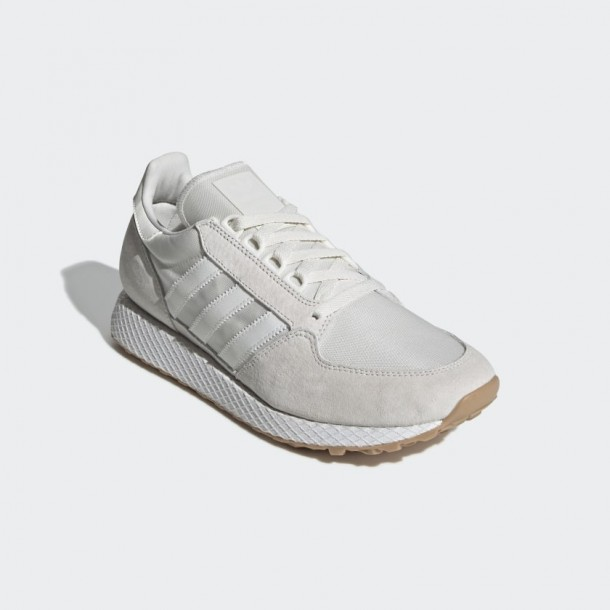 Adidas Forest Grove Cloud White / Cloud White / Ftwr White-01
