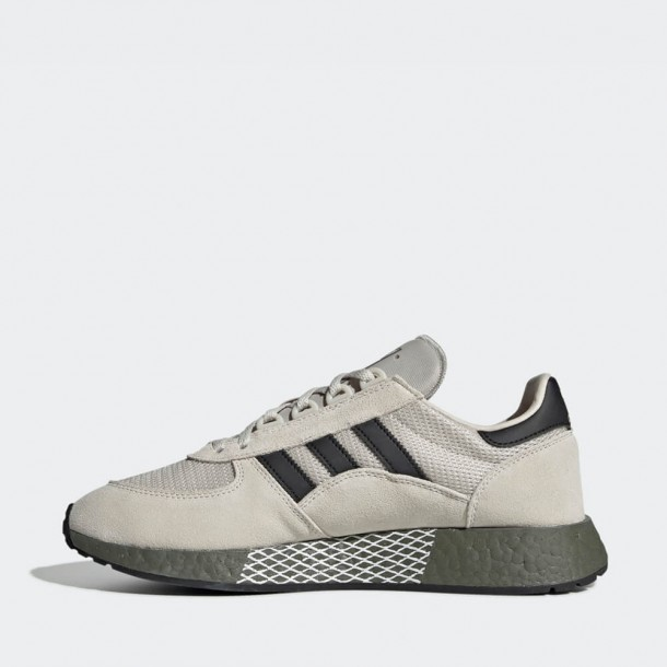 Adidas Marathon Tech Raw White / Core Black Raw Khaki-01