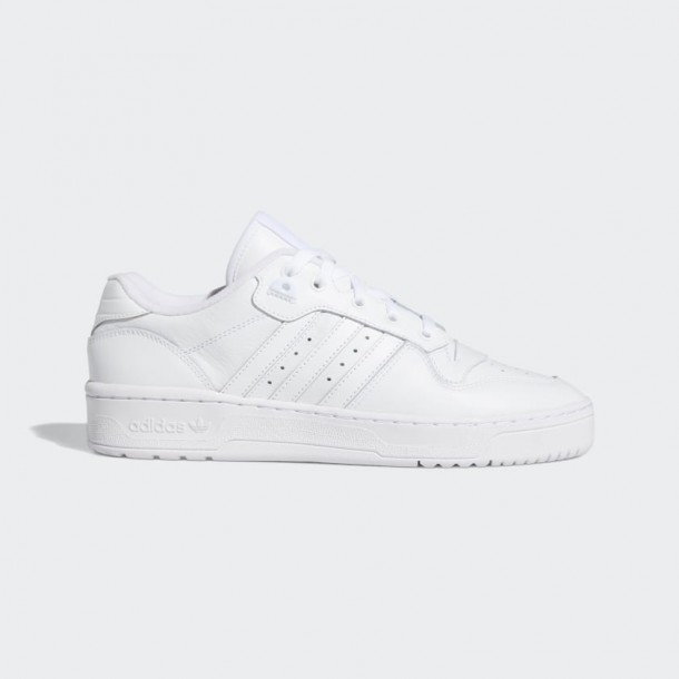 Adidas Rivalry Low Cloud White / Core Black-01