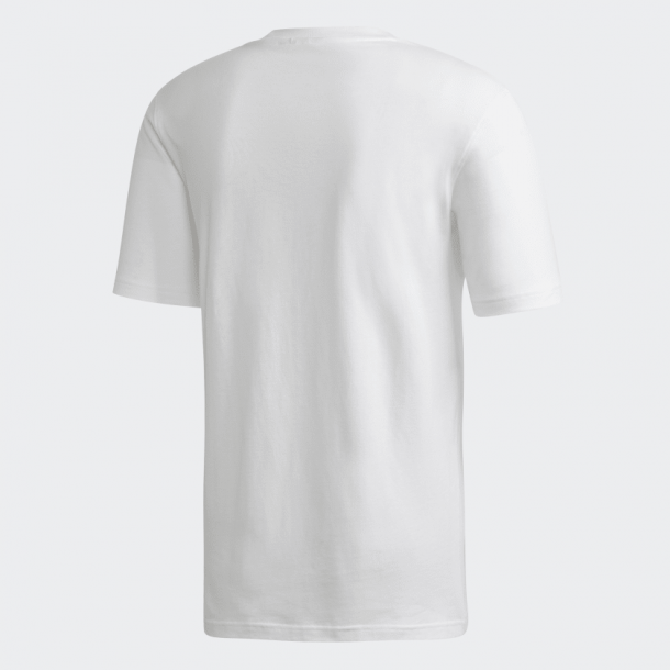 """Adidas Embroidered T-Shirt """"Superstar"""" White-01"""