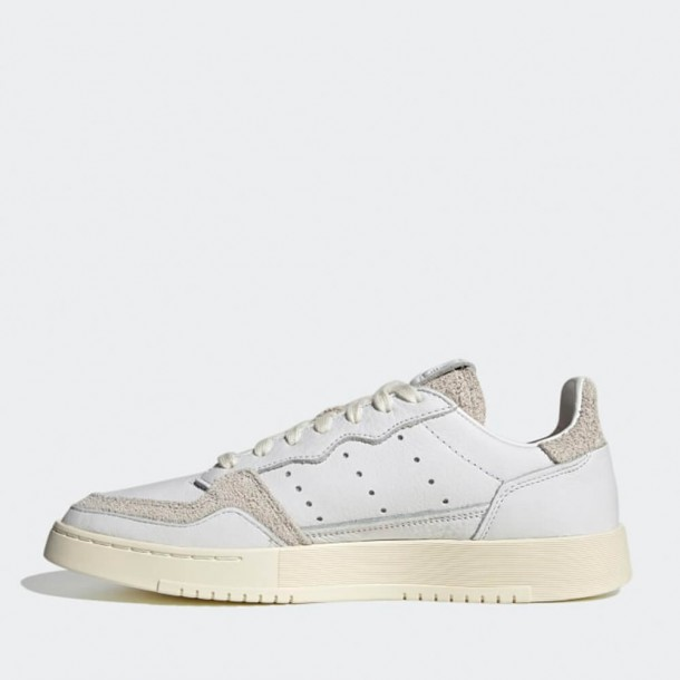 Adidas Supercourt Ftwr White / Crystal White / Off White-01