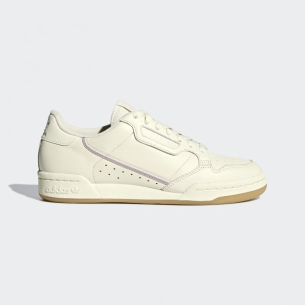 Adidas Continental 80 W Off White / Orchid Tint-01