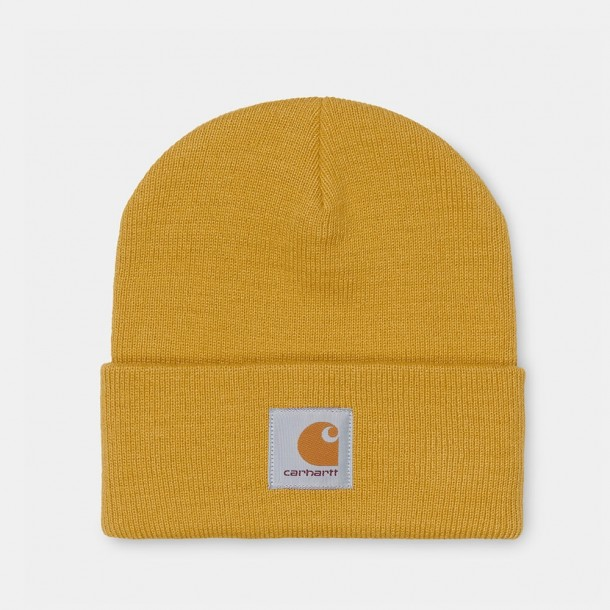 Carhartt WIP Short Watch Hat Colza-01