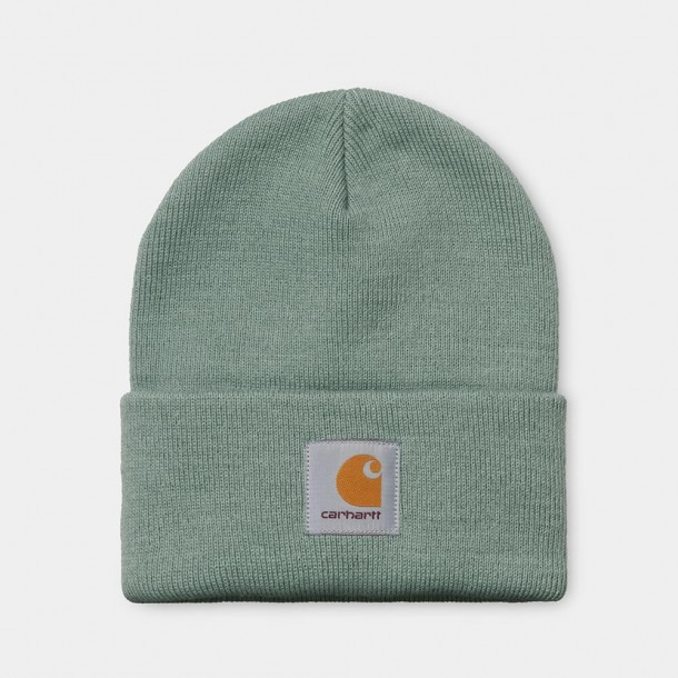 Carhartt WIP Short Watch Hat Frosted Green-31