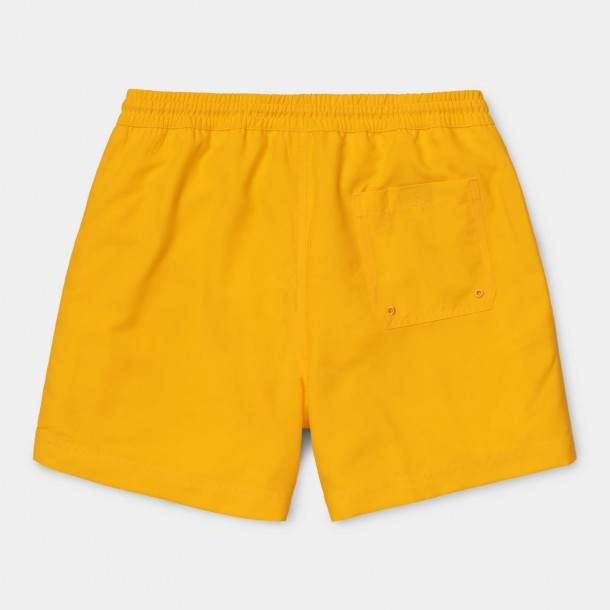 Carhartt WIP Chase Swim Trunk Sunflower / Gold-01