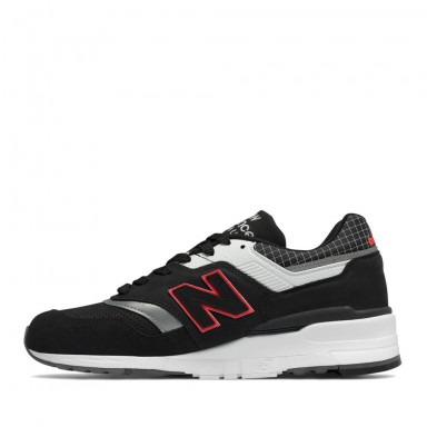 New Balance M997 CR - Black / White