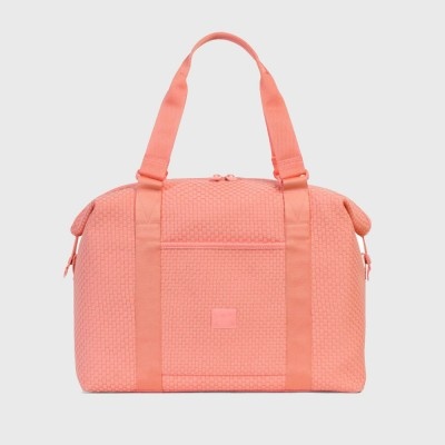herschel-supply-co-woven-strand-duffle-strawberry-ice