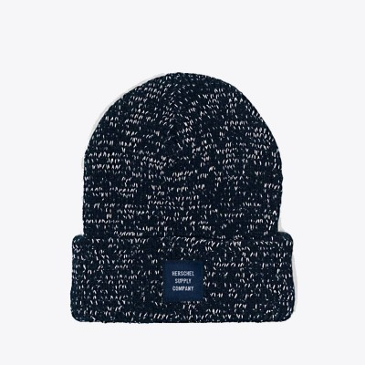 herschel-supply-co-abbott-youth-beanie-navy-reflective